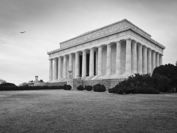Washington D.C.: Lincoln Memorial